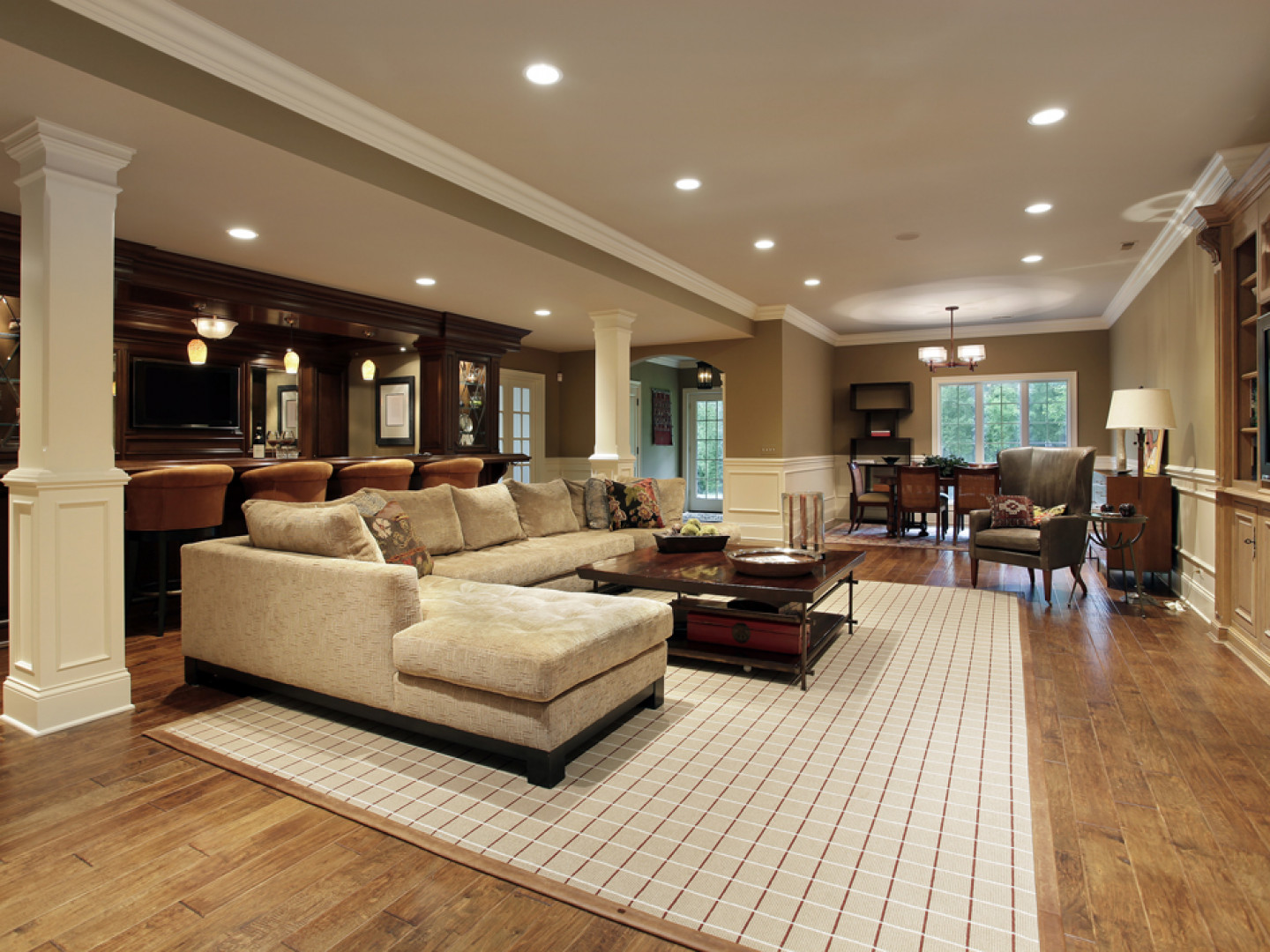 What will your new basement look like?